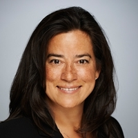 Honourable Jody Wilson-Raybould, Minister of Justice and Attorney General of Canada.
