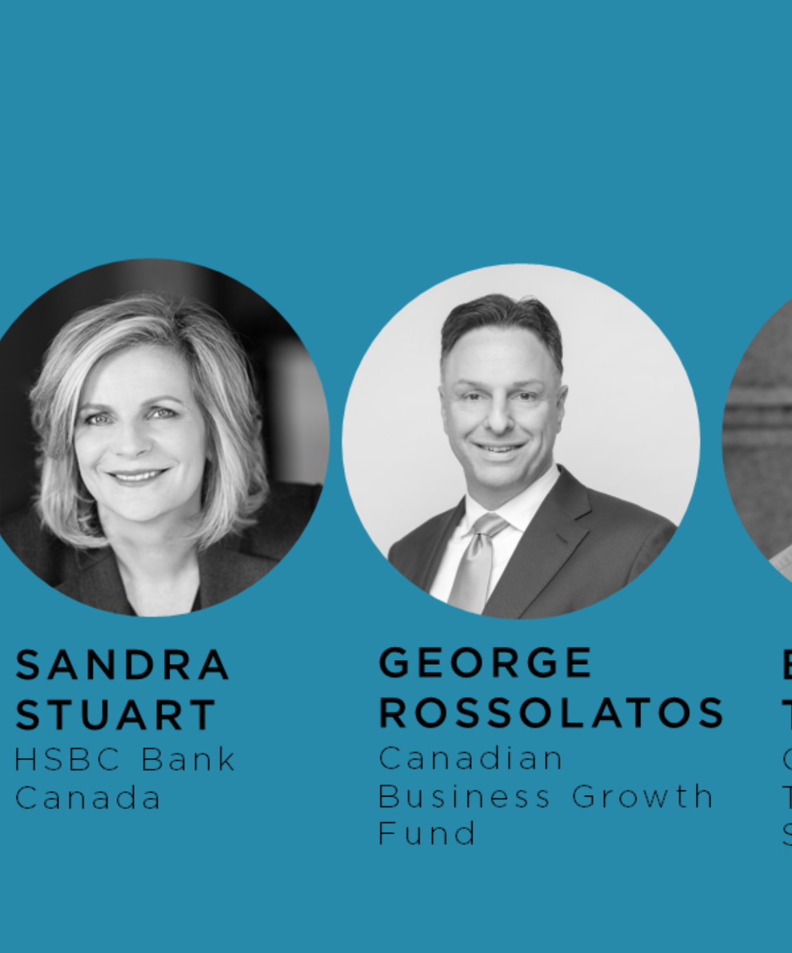 TICKETS AVAILABLE:      Scaling Up Canadian Business Forum
