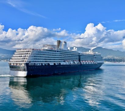 Cruising Along: International Tourism on the Rise in B.C.