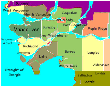 Mapping Metro Vancouver's Corporate Economy
