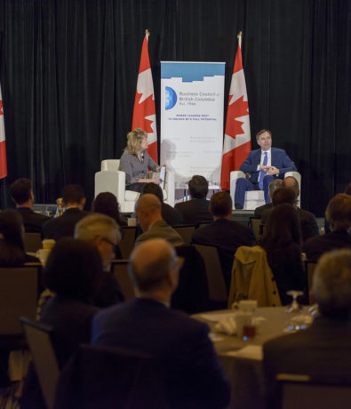 2018 Post-Budget Breakfast with the Honourable Bill Morneau, Canada's Minister of Finance
