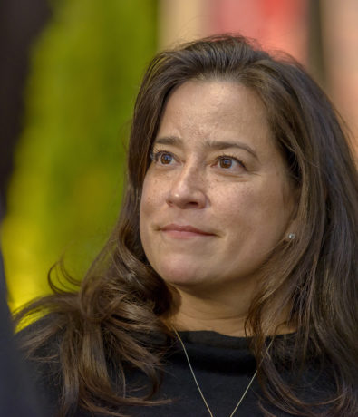 Member Forum with Hon. Jody Wilson-Raybould, Canada's Minister of Justice and Attorney General