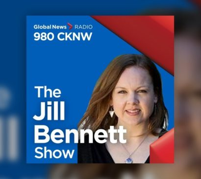 CKNW: The Jill Bennett Show - B.C.'s $1.5 billion recovery plan