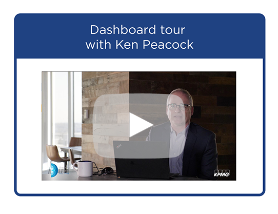 Dashboard tour with Ken Peacock